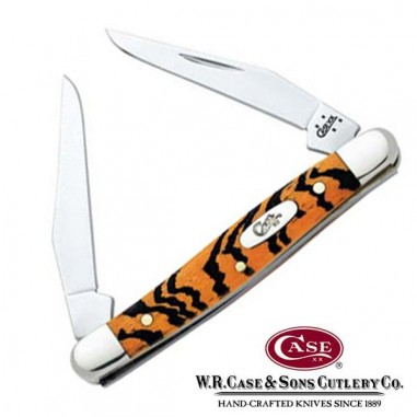 Tiger Tiny Muskrat Two Clip Blades