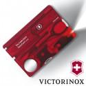 SwissCard Lite Ruby - Victorinox