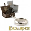 Anello del Potere Argento - Lord of the Rings