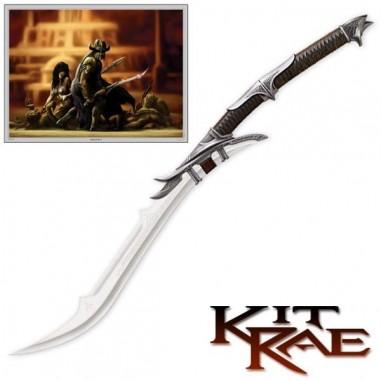 Mithrodin Sword - Kit Rae