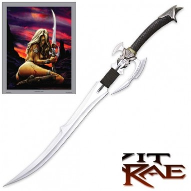 Avaloch Mithrodin Sword - Kit Rae