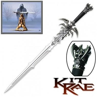 Vorthelok sword - Kit Rae