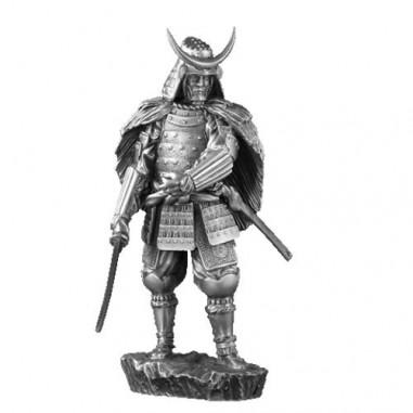 Samurai 16° secolo - Etains du Graal