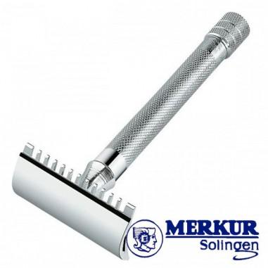 Rasoio sicurezza Mod.25 lungo - Merkur