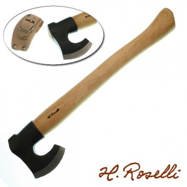 Ascia manico lungo - H. Roselli