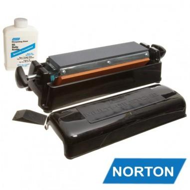 Multi Oilstone Unit Tri Hone System - Norton