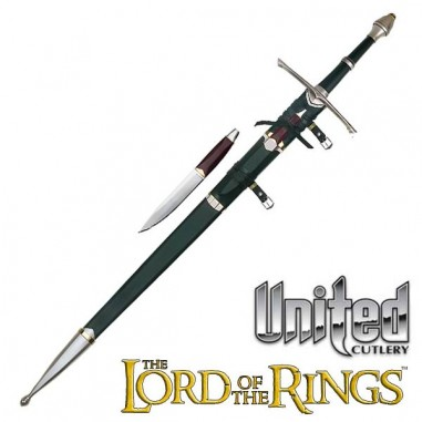 Fodero Strider's Ranger Sword - The Lord of the Rings - United Cutlery