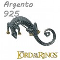Spilla di Saruman argento - Lord of the Rings