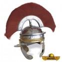 Elmo romano con cresta da centurione - Deepeka