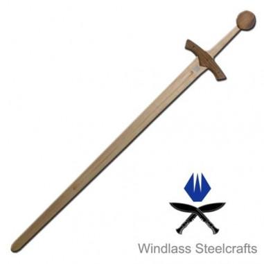 Spada ad una mano in legno - Windlass