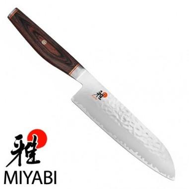 Santoku cm 18 - Miyabi 6000MCT