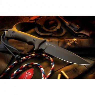 Difensa BLK/BLK - Spartan Blades