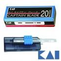 Box lamette Captain - Kai