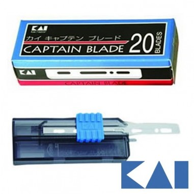 Box lamette Captain - Kai