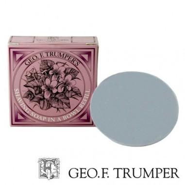 Refill sapone da barba violetta - Geo F. Trumper