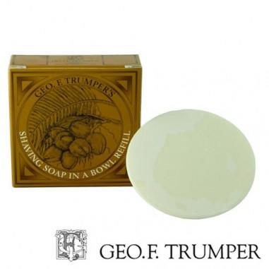Refill sapone da barba cocco - Geo F. Trumper
