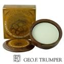 Ciotola in legno con sapone cocco - Geo F. Trumper