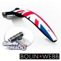 Rasoio R1 Mach3 Jack - Bolin Webb