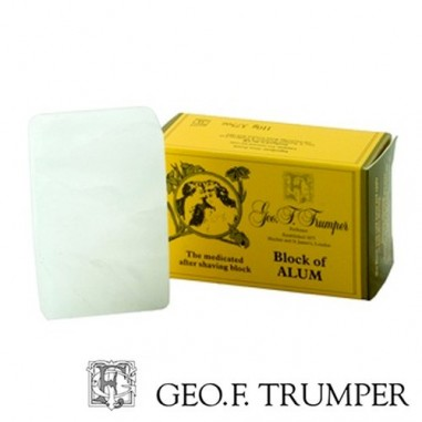 Block of alum 100g - Geo F. Trumper