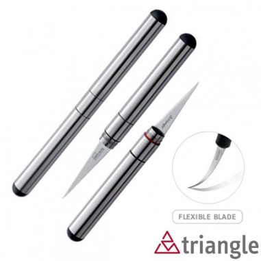 Coltello tailandese doppio - Triangle