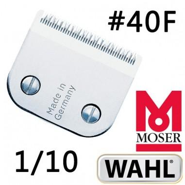 Testina da 1/10 40F - Wahl Moser Ermilia