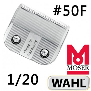 Testina da 1/20 50F - Wahl Moser Ermilia