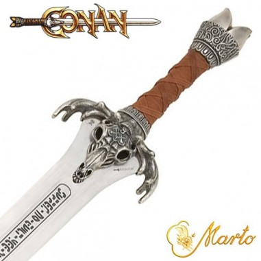 Conan´s Father Sword Argento - Marto