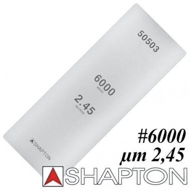 Pietra Glass Stone 6000 - Shapton