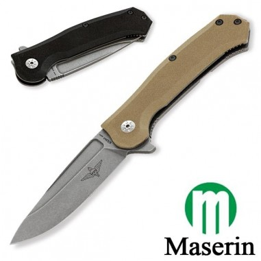 Police G10 Coyote - Maserin