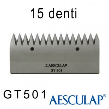 Pettine Sup. 15D GT501 - Aesculap