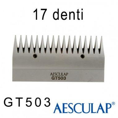 Pettine Sup. 17D GT503 - Aesculap
