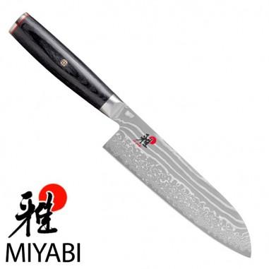 Santoku cm 18 - Miyabi 5000FCD