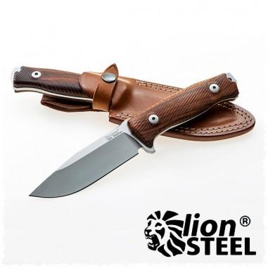 M5 Pao Santo- Lion Steel