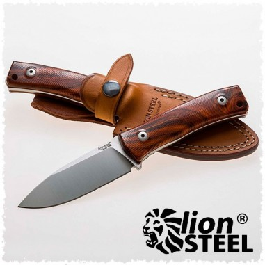 M4 Cocobolo - Lion Steel