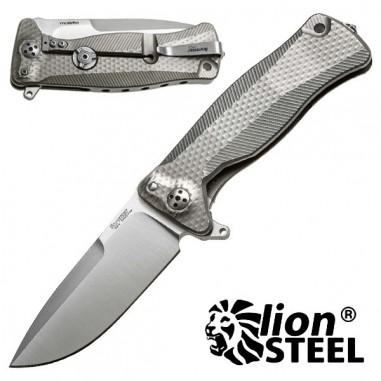 SR1 Titanio grigio - Lion Steel