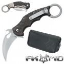 Karambit Titanium Frame Lock - Fox - FKMD