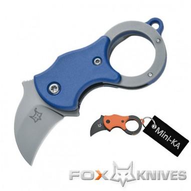 Mini-Ka - Blue Nylon - Fox