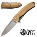 KUR Wood Ulivo - Lion Steel
