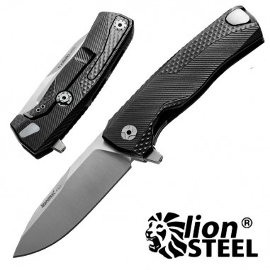 ROK Alluminio ABS - Lion Steel