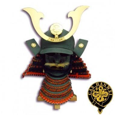 Oda Nobunaga Kabuto & Mempo