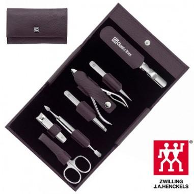 Set Manicure 8 pz Classic Inox -...