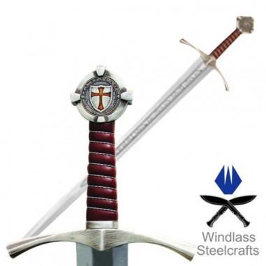 Accolade Sword of the Knights Templar - Windlass