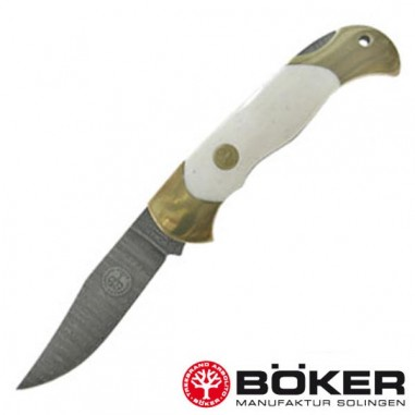 Boker Damasco Limited Edition