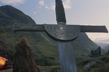 Highlander Swords