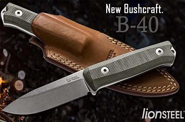 Lion Steel B40